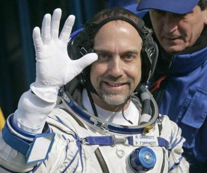 Astronaut Richard Garriott betaalde zo'n 29 miljoen euro voor een toeristisch zitje naar het internationaal ruimtestation ISS.