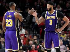 Lakers en Bucks blijven winnen in NBA