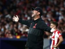 Diego Simeone weigert de hand van Jürgen Klopp te schudden na frustrerende nederlaag