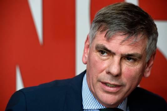 Filip Dewinter, partijleider Vlaams Belang.