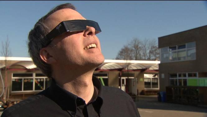 Eclipsebrillen nu al uitverkocht