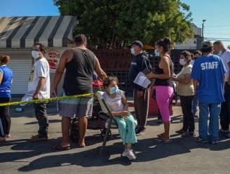 VS gaan migranten in hechtenis langs de grens met Mexico vaccinaties aanbieden