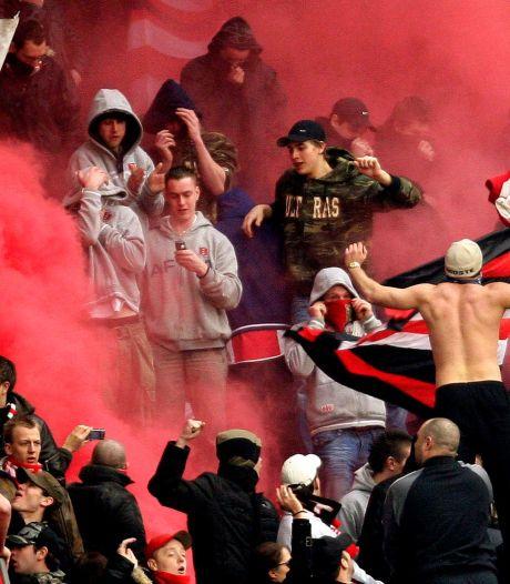 15 maanden cel geëist tegen Ajaxhooligan 'Polletje'