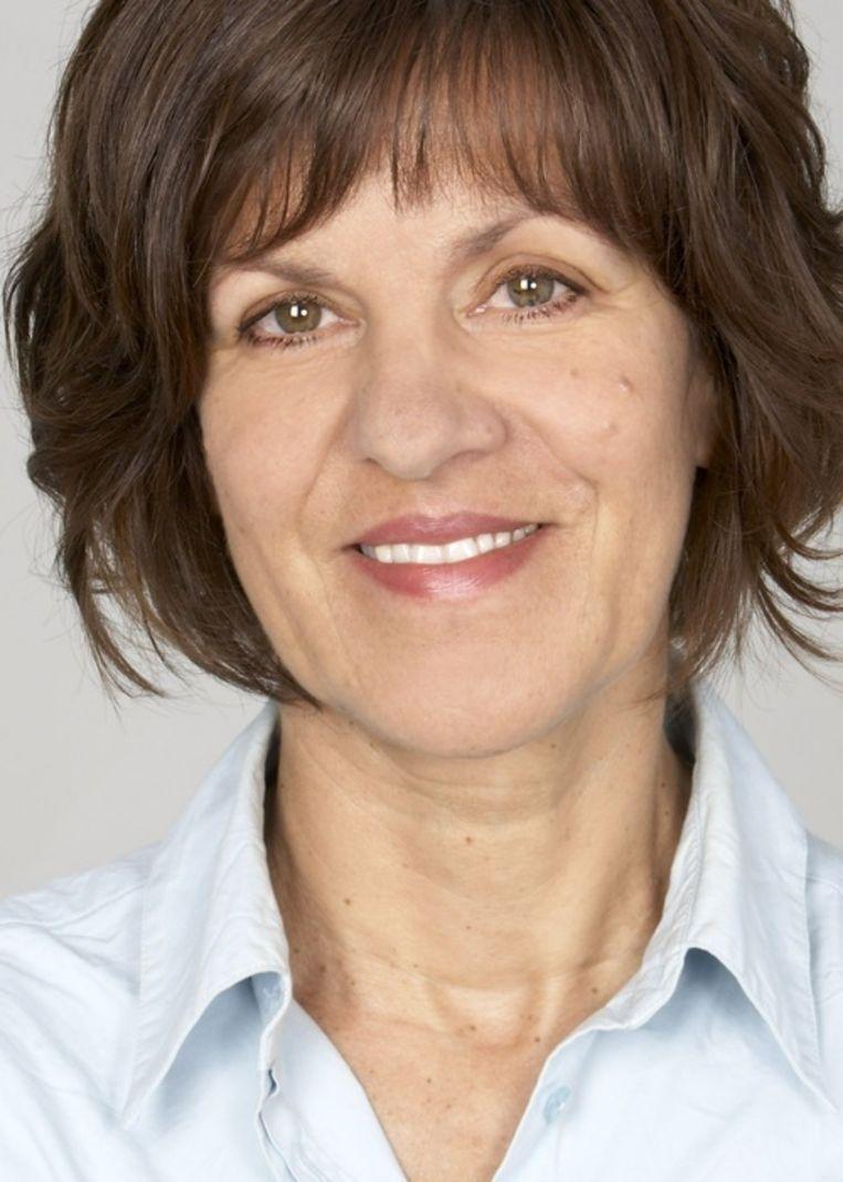 Lia Van Bekhoven. Beeld rv