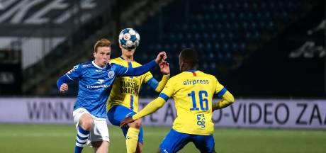 Stunt glipt hekkensluiter FC Den Bosch door de vingers tegen koploper SC Cambuur