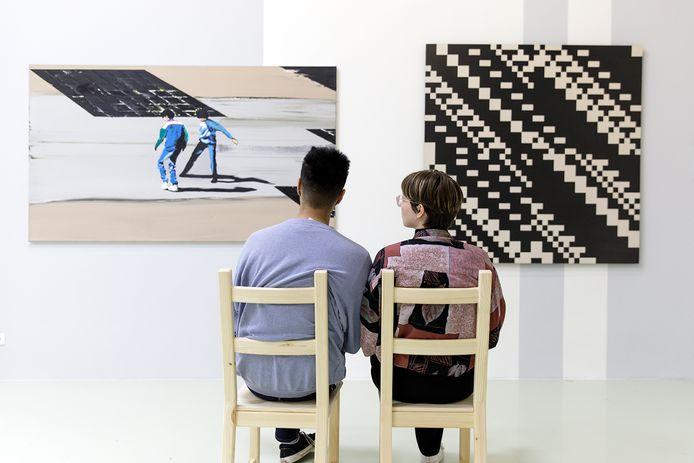 Realisme nu is een van de exposities die vanaf maandag weer te bezoeken zijn in het Stedelijk Museum Schiedam.