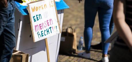 Zij aan zij in Breda samenwonen met daklozen