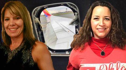 """""""Ik probeerde haar weer naar binnen te trekken maar het lukte niet"""": passagier die naast vrouw zat die uit vliegtuig werd gezogen doet verhaal"""