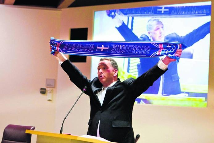 Berkhout (VVD), die in januari 2011 al na zeven maanden aftrad, ontving het eerste jaar 86.000 euro wachtgeld.