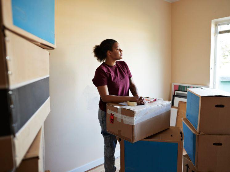 Goedkoop verhuizen, of alles laten doen? Houd rekening met deze kosten