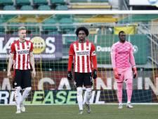 PSV zit in een fase waarin pech niet meer telt en is door de excuses heen