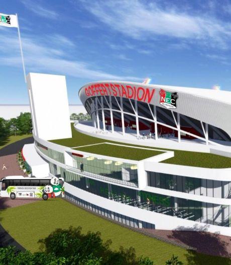'Een nieuw stadion, voor de club én voor de stad'