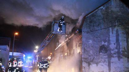 Rijhuis in Rekkem volledig vernield na zware brand