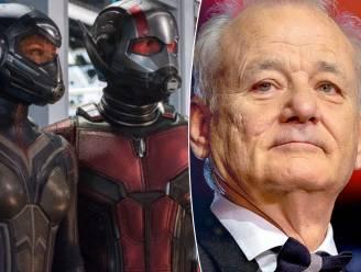 """Bill Murray speelt mee in Marvelfilm: """"Maar geen tweede keer"""""""