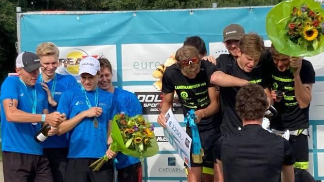 Triatleten Trican sluiten eredivisie goed af