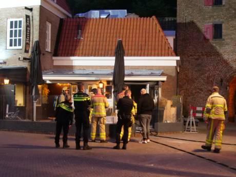 Brandschade Harderwijks restaurant lijkt mee te vallen: 'We hebben veel geluk gehad'