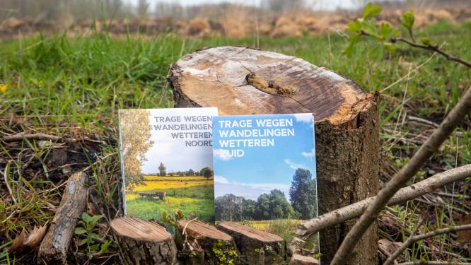 Nieuwe trage wegenkaarten leiden je langs vier gloednieuwe wandelroutes in en rond Wetteren