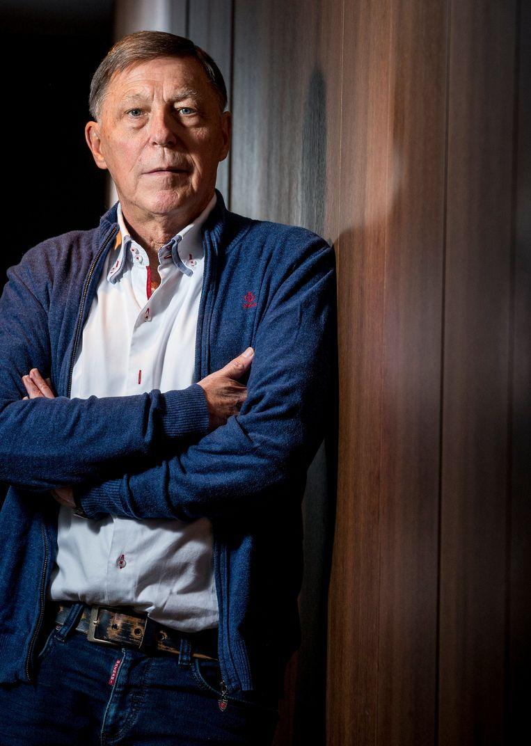Advocaat Jef Vermassen. Beeld Photo News