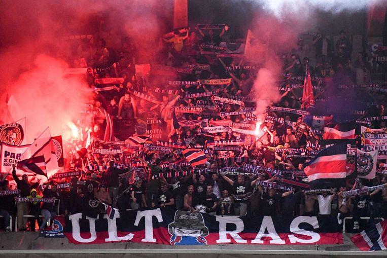 De harde kern van PSG heeft een bepaalde reputatie in de voetbalwereld.