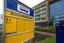 Verzorgingshuis Amandelboom is één van de 21 stopplaatsen van de stadsbus.