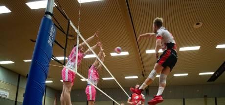 Volleybalcompetities onder de eredivisie doorgestreept