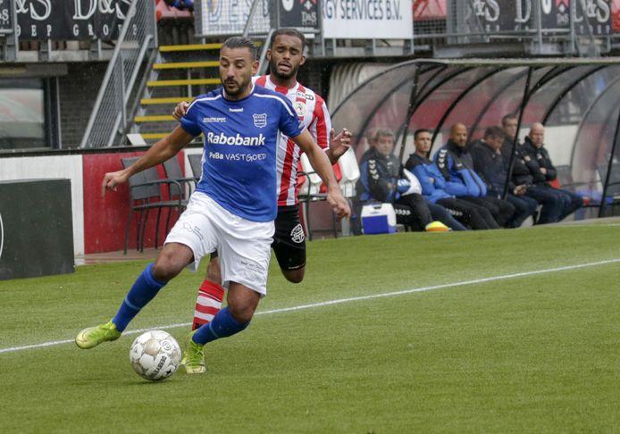 GVVV begint de competitie met een thuiswedstrijd tegen Rijnsburgse Boys.
