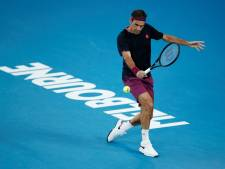 Coach over geblesseerde Federer: 'We willen zo snel mogelijk afreizen'