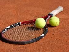 Gebrek aan deelnemers zet streep <br>door rentree tennistoernooi