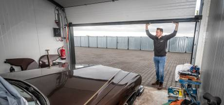 Criminelen zijn gek op opslagboxen in regio: 'Toen hij het dubbele huurbedrag wilde betalen, wist ik zeker dat het niet klopte'