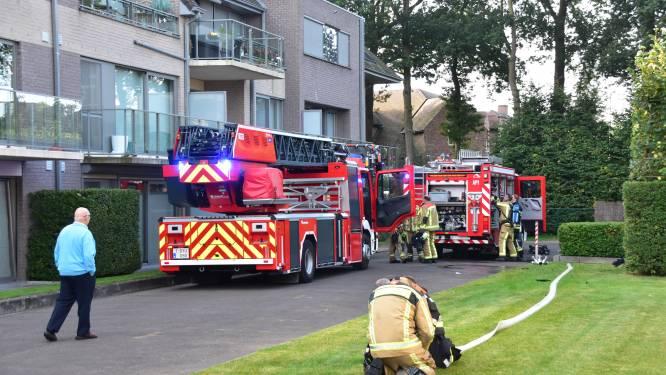 Weduwe verbrandt afval, buren bellen brandweer omwille van grote rookontwikkeling