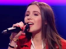 Nikita Pellencau uit Gorinchem op reservestoel in The Voice
