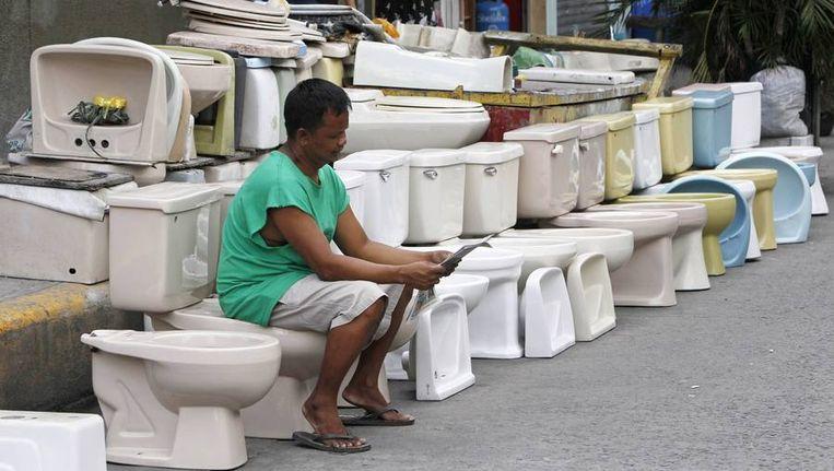 Toilet Te Koop.Schoon Toilet Is Fundamenteel Recht Trouw