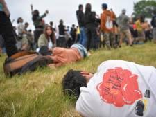 Rave party illégale en Bretagne: le site évacué par la police