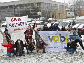 Zesdejaars VABI tellen met ludieke wedstrijd af naar 50-dagenviering
