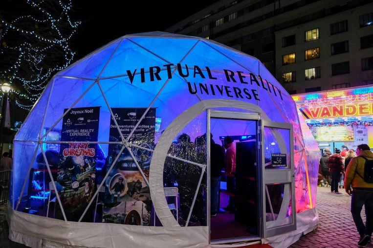 winterpret: virtual reality universe
