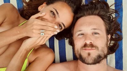 Mathieu Terryn gaat trouwen met jeugdvriendin