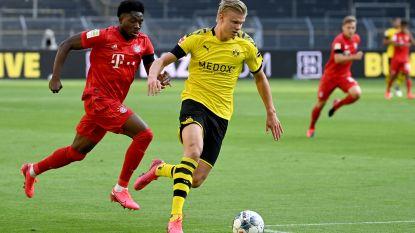 """""""Meep meep, hier komt Road Runner"""": Bayern-sensatie Davies verbaast ook Romelu Lukaku met sprint van meer dan 35 km per uur"""