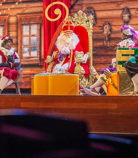 Sinterklaasintocht Roosendaal speurt naar corona-alternatief, zwarte piet gaat definitief in de ban