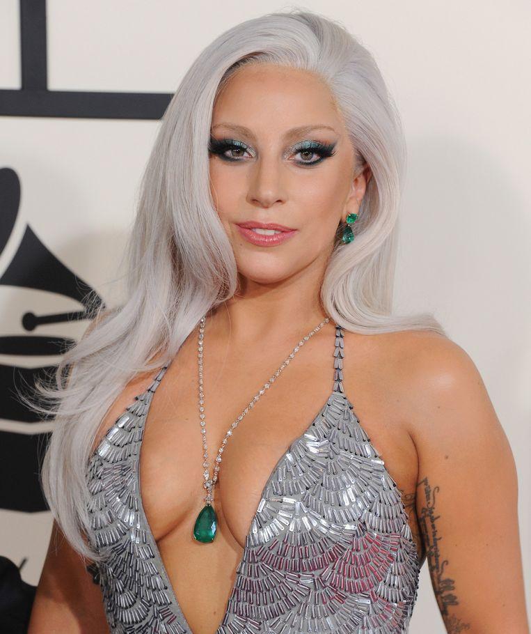 Lady Gaga. <br /> Beeld rv