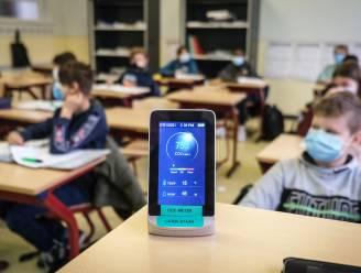 Brusselse scholen zijn straks 1.350 CO2-meters rijker