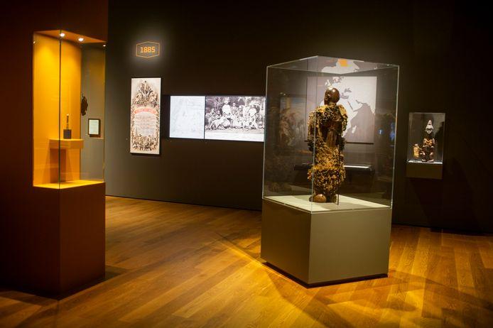 100x Congo. Een eeuw Congolese kunst in Antwerpen
