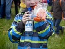 Kinderen snoepen gezond tijdens Avondvierdaagse