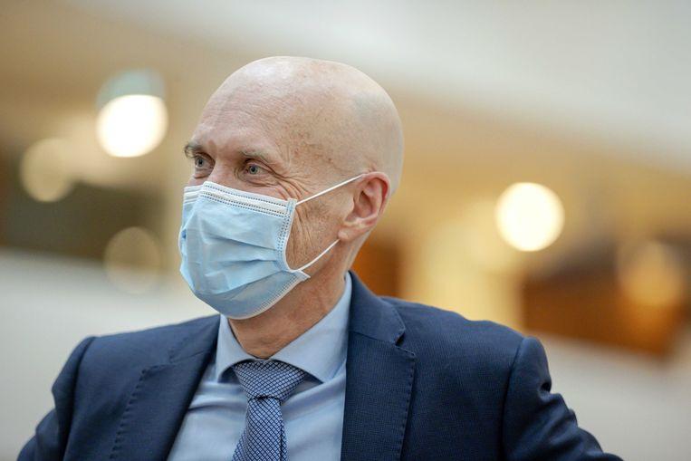 Ernst Kuipers, voorzitter van het Landelijk Netwerk Acute Zorg (LNAZ). Beeld ANP