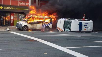 Politie nu al zenuwachtig: ook Franse gele hesjes roepen op om zaterdag te betogen in Brussel