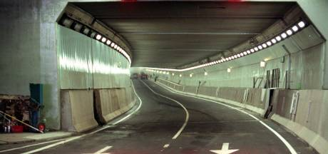 Foutje verkeerscentrale: alle tunnels in Amsterdam dicht
