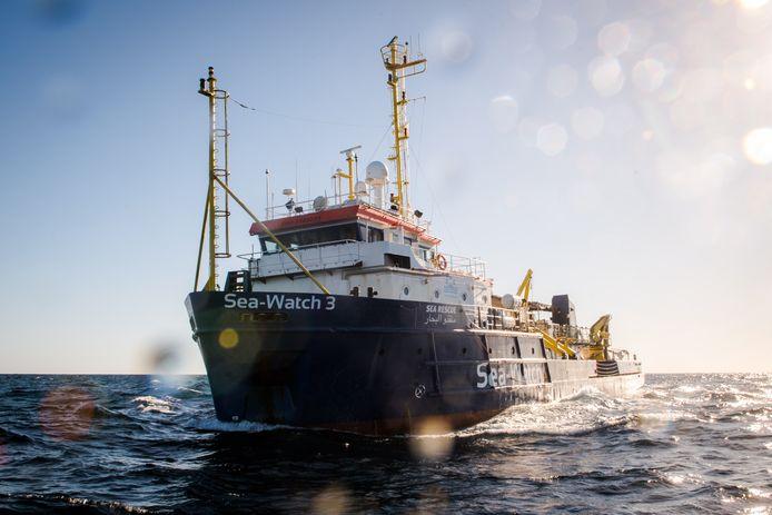 De Sea-Watch 3