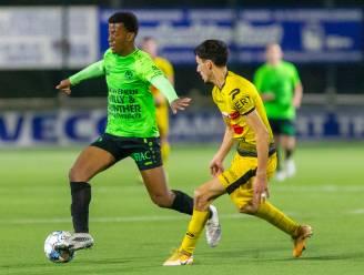 """Allan Tshimanga bloeit helemaal open bij KVK Ninove: """"Die basisplaats behouden is mijn doel"""""""
