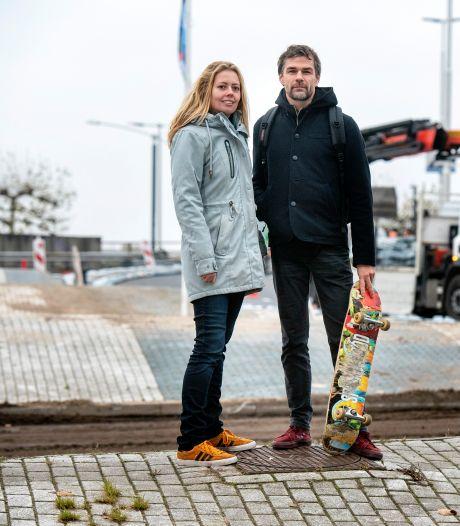 Vrienden willen monument voor gevallen skateheld Coen op Arnhemse Blauwe Golven