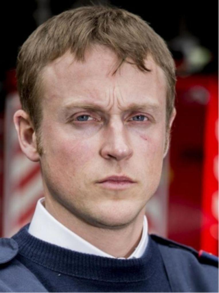 'We zijn getekend voor het leven,' zegt de brandweerkapitein.' Beeld
