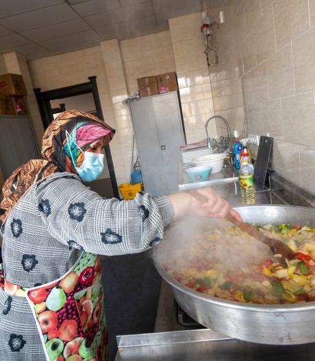 Gratis maaltijd van moskee voor Apeldoorners met honger